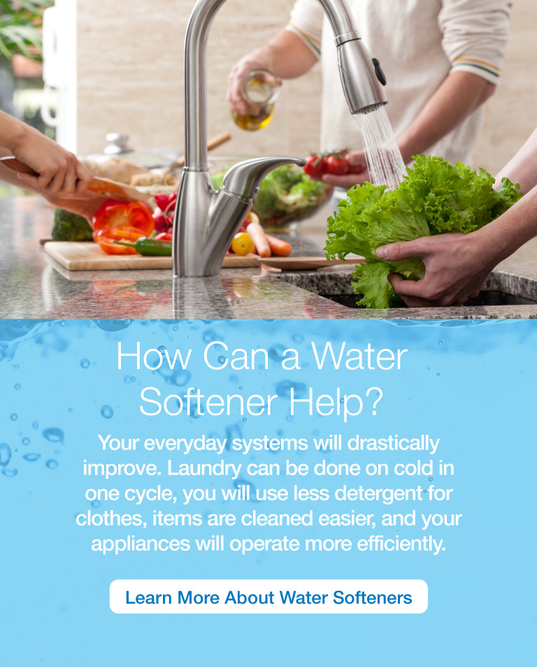 How Can a Water Softener Help?